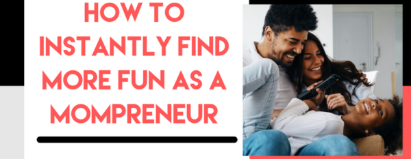 Find More Fun - Business Savvy Mama Podcast